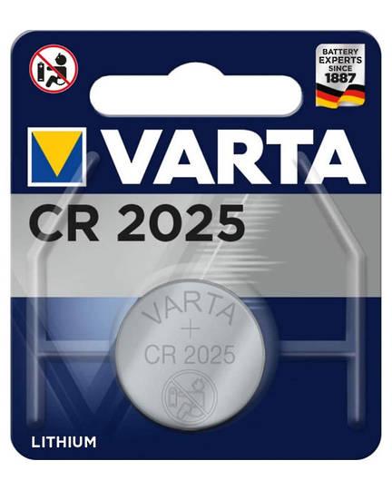 VARTA CR2025 Lithium Battery
