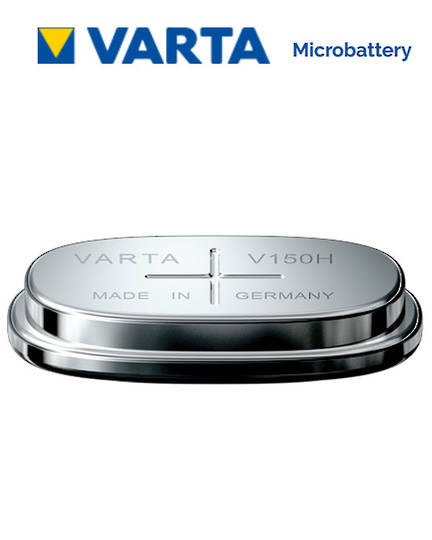 VARTA V150H 1.2V NiMH Rechargeable Button Battery