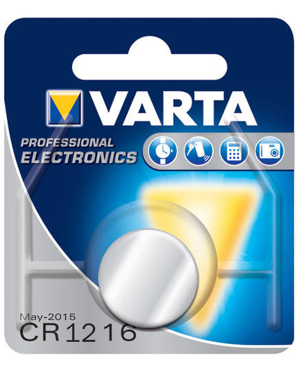 VARTA CR1216 Lithium Battery