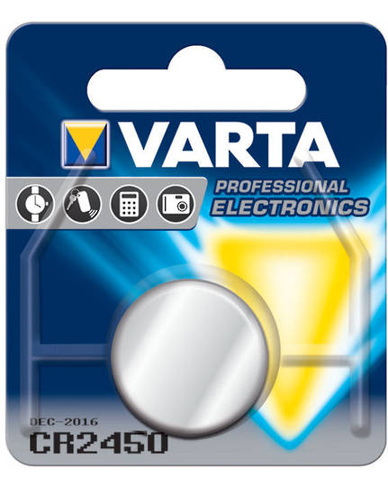 VARTA CR2450 Lithium Battery