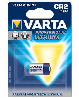 Varta CR2 Lithium Battery