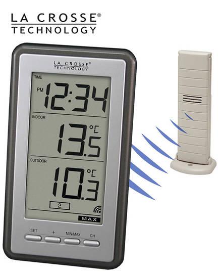 WS-9160U-IT La Crosse Indoor Outdoor Weather Station