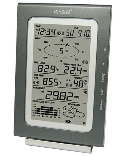 WS1516IT LCD Display Unit Console Base Station