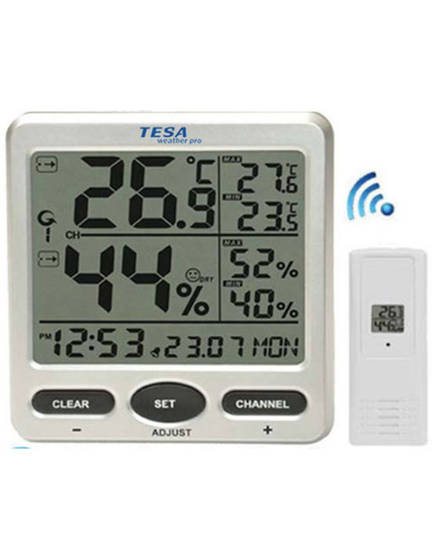 WS710 TESA 8-channel Thermo-Hygrometer
