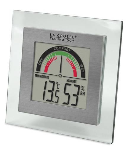 WT-137U La Crosse Comfort Meter with Temp and Humidity