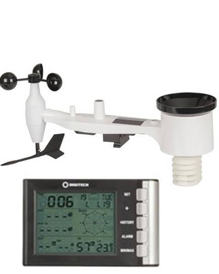 XC0400 DIGITECH Mini LCD Display Weather Station