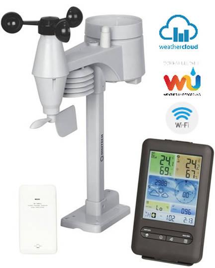 XC0436 DIGITECH WIFI Digital Colour Weather Station