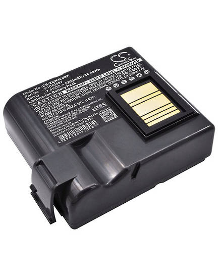ZEBRA QLN420 ZQ630 Replacement Battery