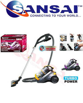 SANSAI Bagless Vacuum Cleaner