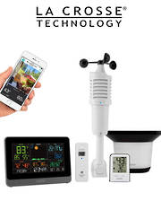 C83100 Complete WIFI Colour Weather Station with AccuWeather Forecast