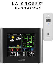 V10-TH WIFI Colour LCD Weather Station