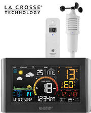 V21-WTH La Crosse WIFI Wind Speed Colour Weather Station