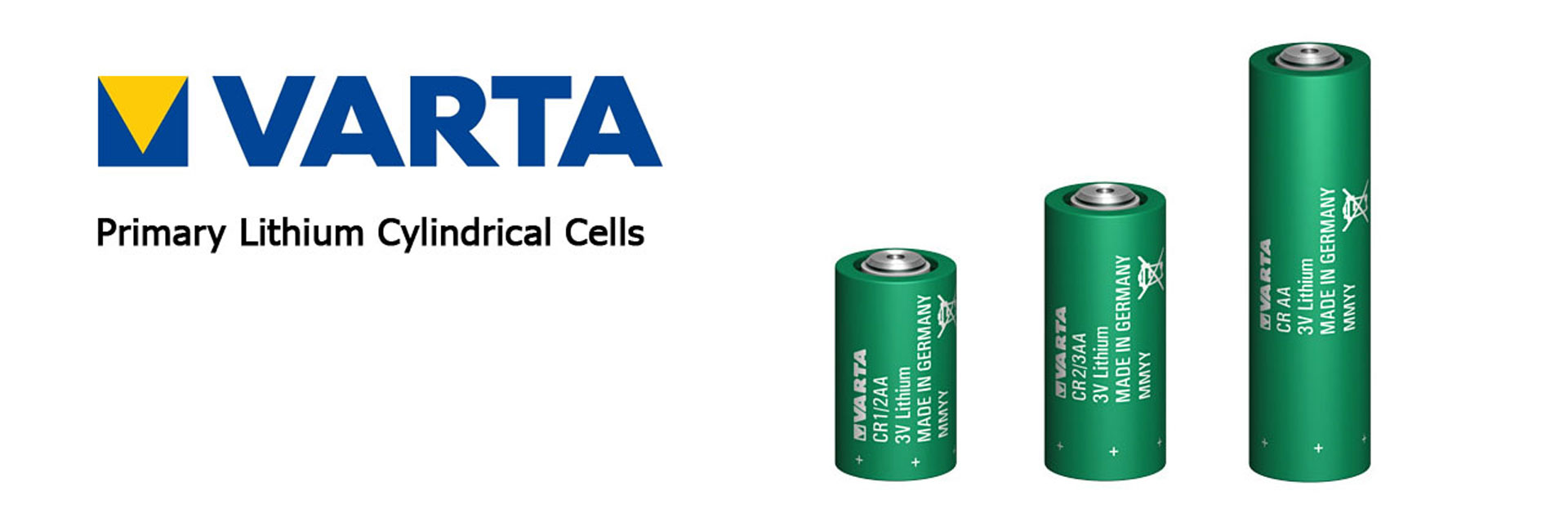 Varta Lithium Battery