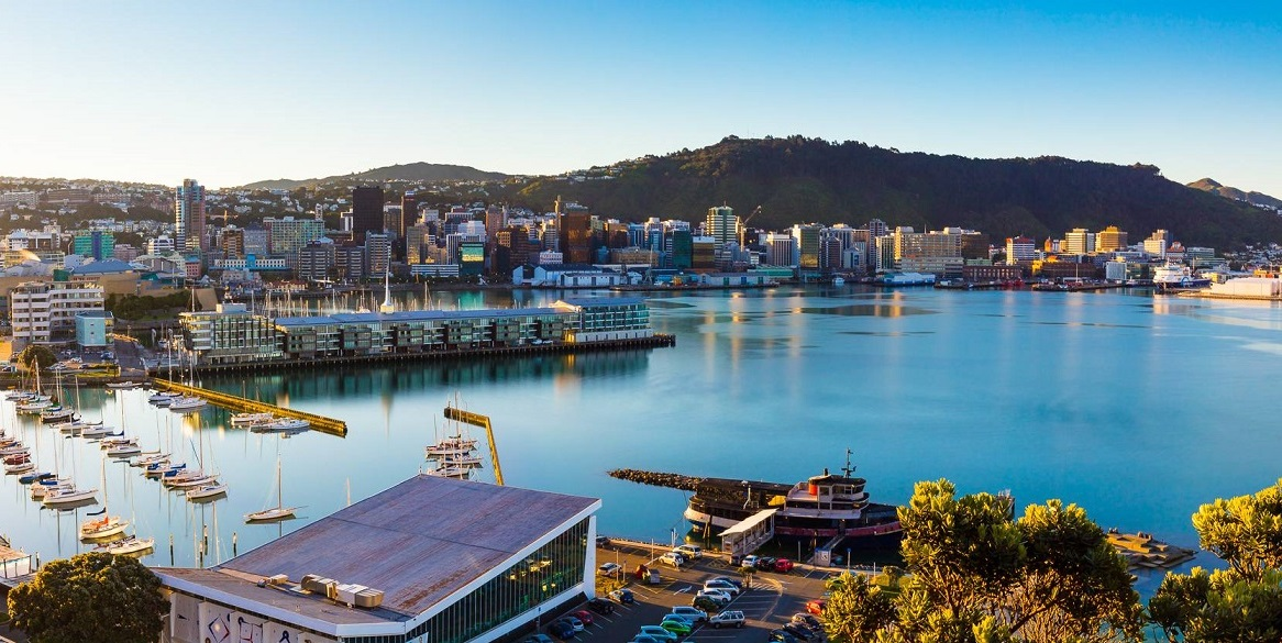 Wellington harbour resized
