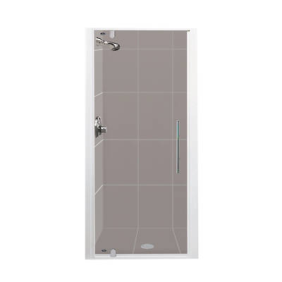 Valencia Alcove Shower Door