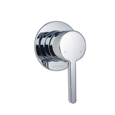 Studio Pin Lever Bath/Shower Mixer