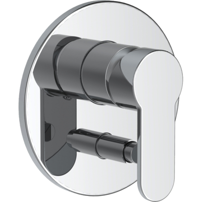 Studio Shower and Bath Mixer with Diverter
