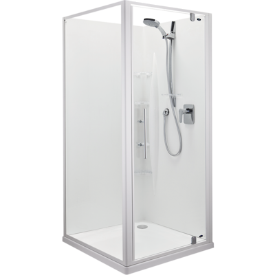 Valencia Square Corner Shower 1000x1000mm / 900x900mm
