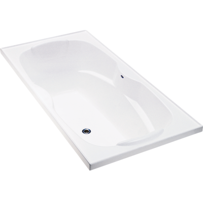 Sapphire Rectangular Bath (2 person)