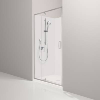 Valencia Elite Alcove Shower (1200mm x 900mm) - Order Only