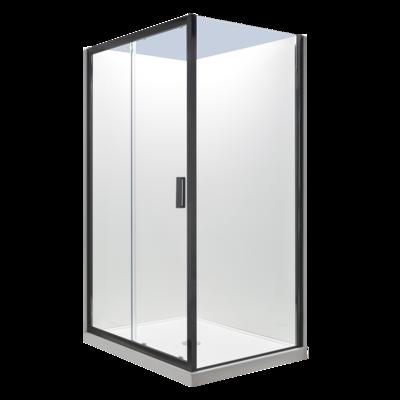 Valencia Elite Corner Sliding Shower (1200 x 900mm) - Order Only