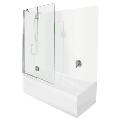 Milano Split Screen Over Duo Bath Combo