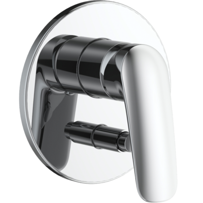 Sorrento Shower and Bath Mixer with Diverter