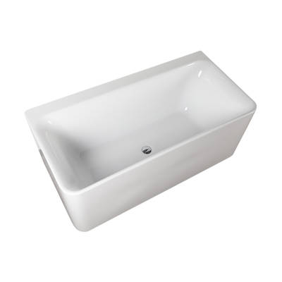 Valencia Freestanding Back-To-Wall Bath