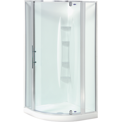 Valencia Rondo Shower 900 x 900mm