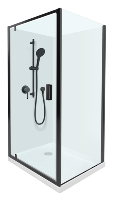 Valencia Elite Square Corner Shower