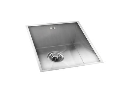 Cabriole Kitchen Sink Single Bowl