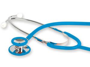 GIMA WAN Stethoscope Adult - Blue