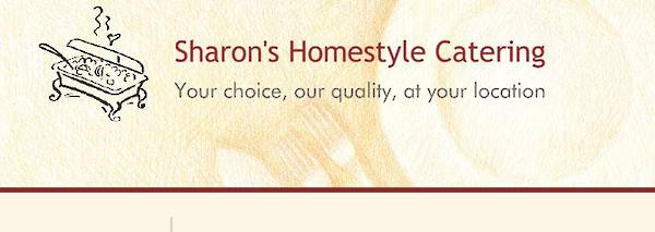 Sharon's Homestyle Catering