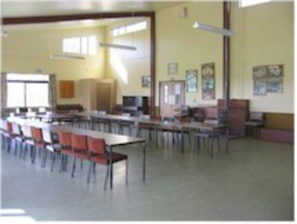 Tongariro Hall, Turangi (Senior Citizens)