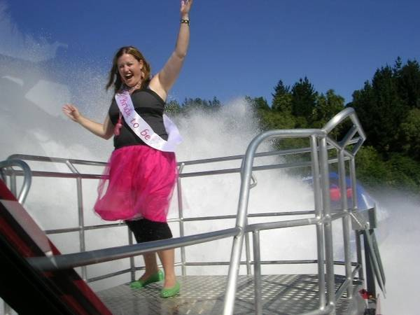 Huka Falls Cruise