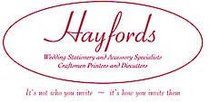 Hayford's Stationery