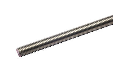 Stainless Steel Threaded Rod - 2 metre - 316