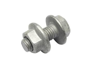 Flange Purlin Bolt/Nut 4.6  - Galv