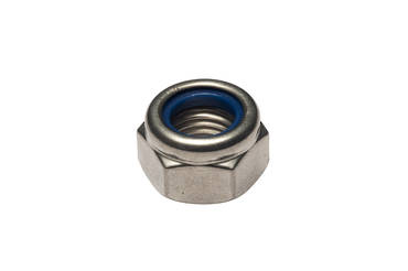 Stainless Steel Nyloc Nut - 304
