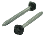 Hex head Timber Tek (T-17) screw 12g -11 - 65mm with seal