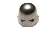 Stainless Steel Dome Nut - 316
