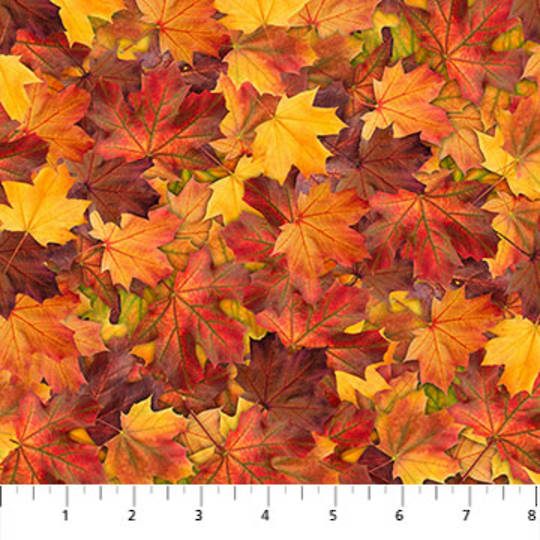 DP23405-34 AUTUMN WARMTH