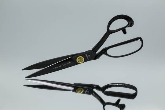 "10"" Midnight Edition Tailor""s Shears"