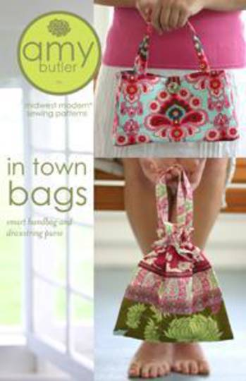 AB003IB IN TOWN BAGS