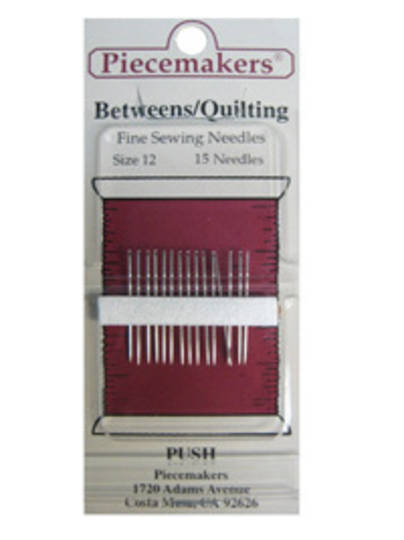 Quilting Size 12