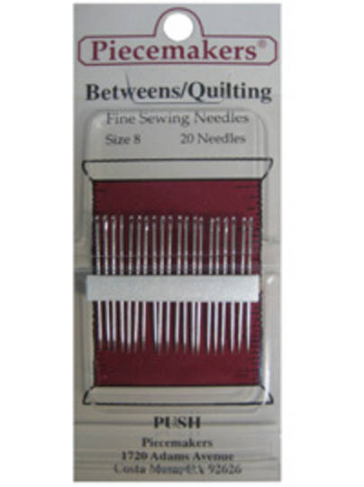 Quilting Size 8