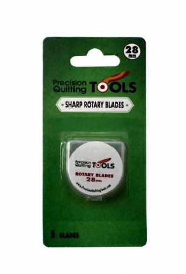 28mm Rotary Blades 5 Pack