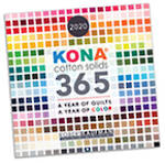 Kona Cotton Calander 2020