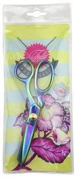 """Tula Pink Micro Serrated Bent Trimmer 6"""""""