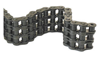 08B3SD 10FT BOX: Chain BS Triplex 1/2 INCH Pitch 10ft Box Includes 1 Con Link